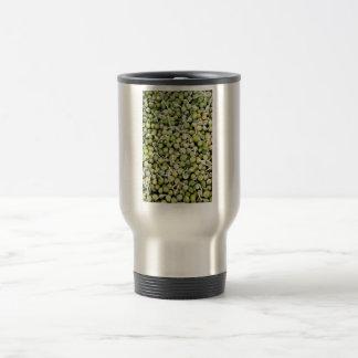 エンドウ豆の芽 トラベルマグ