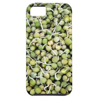 エンドウ豆の芽 iPhone SE/5/5s ケース