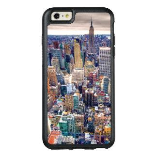 エンパイア・ステート・ビルディングおよびミッドタウン オッターボックスiPhone 6/6S PLUSケース