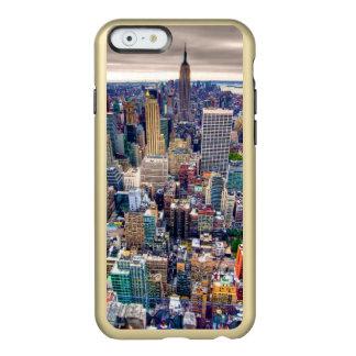 エンパイア・ステート・ビルディングおよびミッドタウン INCIPIO FEATHER SHINE iPhone 6ケース