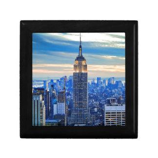 エンパイア・ステート・ビルディング、マンハッタン、ニューヨークシティ ギフトボックス