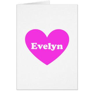 エヴァリン カード