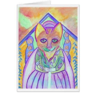 エヴァリンAbston著Heartdreams猫3 カード