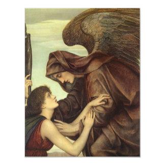 エヴァリンDeモーガン著死の天使 カード