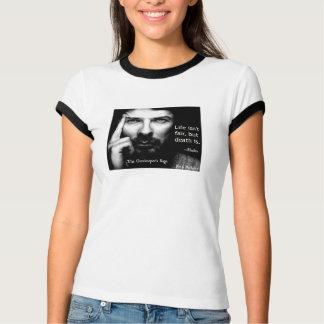 エヴァPohlerの本によるHadesのワイシャツ Tシャツ