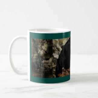 エーゲ海のダンサーのマグ コーヒーマグカップ