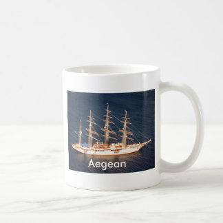エーゲ海 コーヒーマグカップ