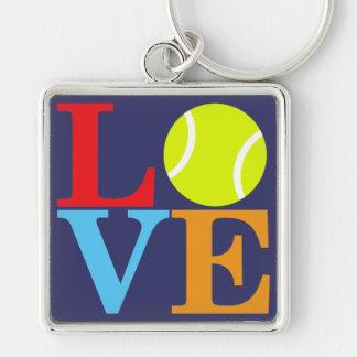 エースのテニス愛 キーホルダー