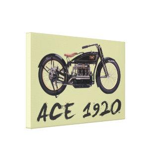 エース1920年 キャンバスプリント