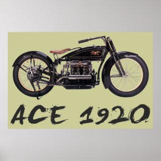 エース1920年 ポスター