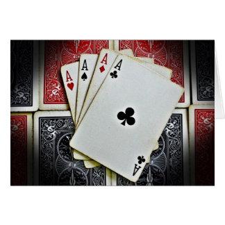 エース グリーティングカード