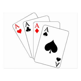 エース ポストカード