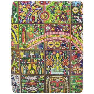 オアハカ州メキシコのメキシコマヤの種族の芸術のBoho旅行 iPadスマートカバー