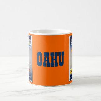 オアフハワイ コーヒーマグカップ