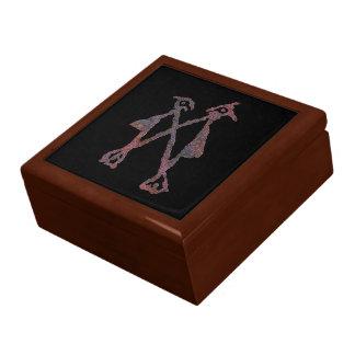 オウムのイメージ2のギフト用の箱 ギフトボックス