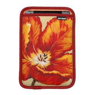 オウムのチューリップI iPad MINIスリーブ