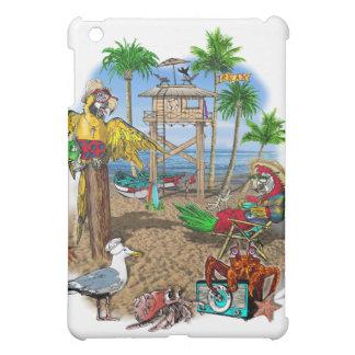 オウムのビーチのパーティー iPad MINI CASE