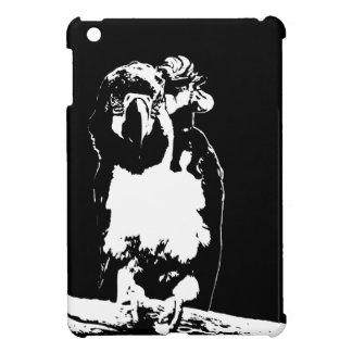 オウムの海賊 iPad MINIケース