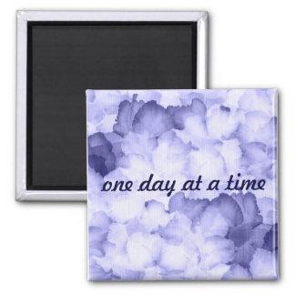 オウムの紫色のmagnent 1日のギフト一度に マグネット