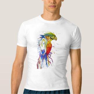 オウムの鳥動物 Tシャツ