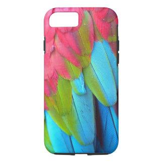 オウムはiPhone 7の箱に羽をつけます iPhone 8/7ケース