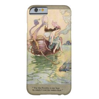 オウムガイのためにw上のI私のボートはあります Barely There iPhone 6 ケース