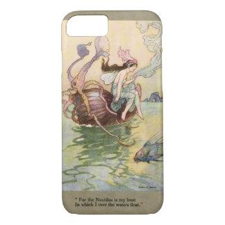 オウムガイのためにw上のI私のボートはあります iPhone 8/7ケース