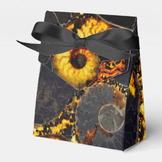 オウムガイの貝のデザイン フェイバーボックス