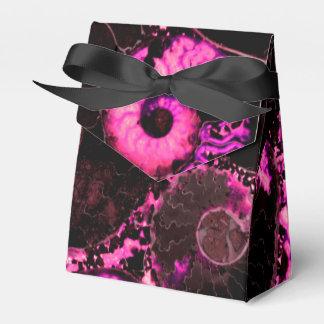 オウムガイの貝-ピンクのデザイン フェイバーボックス