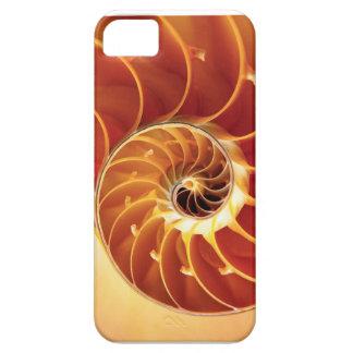 オウムガイの貝 iPhone SE/5/5s ケース