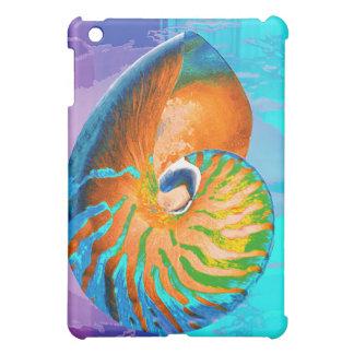 オウムガイの青 iPad MINI CASE