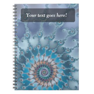 オウムガイ-フラクタルの芸術 ノートブック