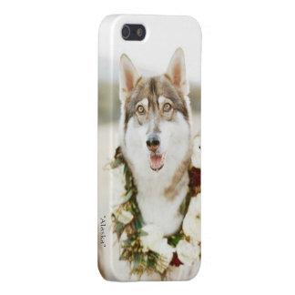 オオカミのお母さん愛 iPhone 5 COVER