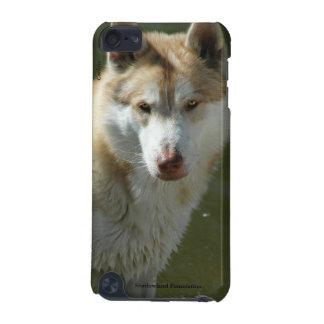 オオカミのやっとそこに第5世代別ipod touchの場合 iPod touch 5G ケース