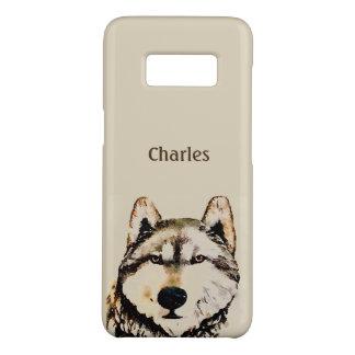 オオカミのアルファの名前 Case-Mate SAMSUNG GALAXY S8ケース