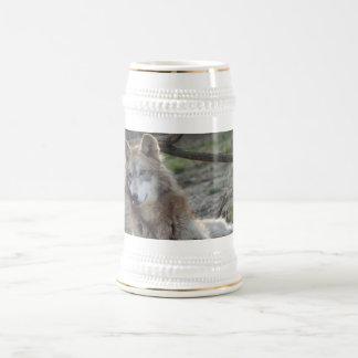 オオカミのオオカミStien ビールジョッキ