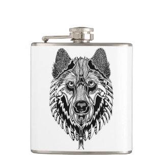 オオカミのフラスコ フラスク