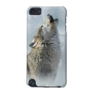 オオカミのブルームーン iPod TOUCH 5G ケース