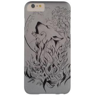 オオカミの夜カバー BARELY THERE iPhone 6 PLUS ケース