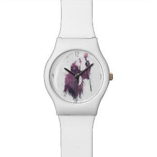 オオカミの歌 腕時計
