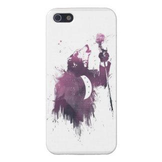 オオカミの歌 iPhone 5 CASE