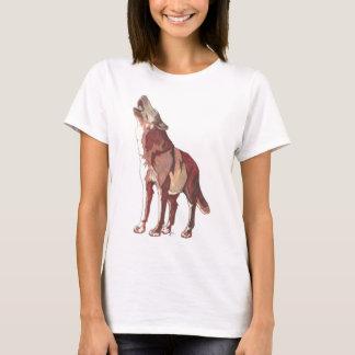 オオカミの歌 Tシャツ
