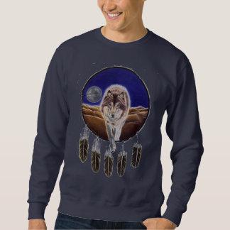 オオカミの盾 スウェットシャツ