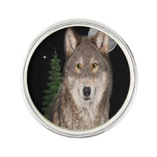 オオカミの芸術 ラペルピン