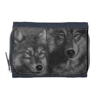 オオカミの財布