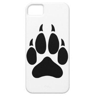 オオカミの足 iPhone SE/5/5s ケース