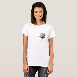 オオカミの転移 Tシャツ