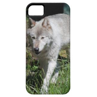 オオカミの電話箱 iPhone SE/5/5s ケース