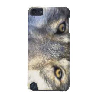 オオカミの顔の終わり iPod TOUCH 5G ケース