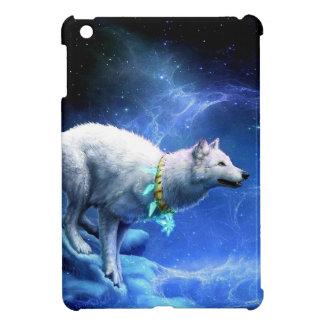 オオカミのiPad Miniケース iPad Mini Case